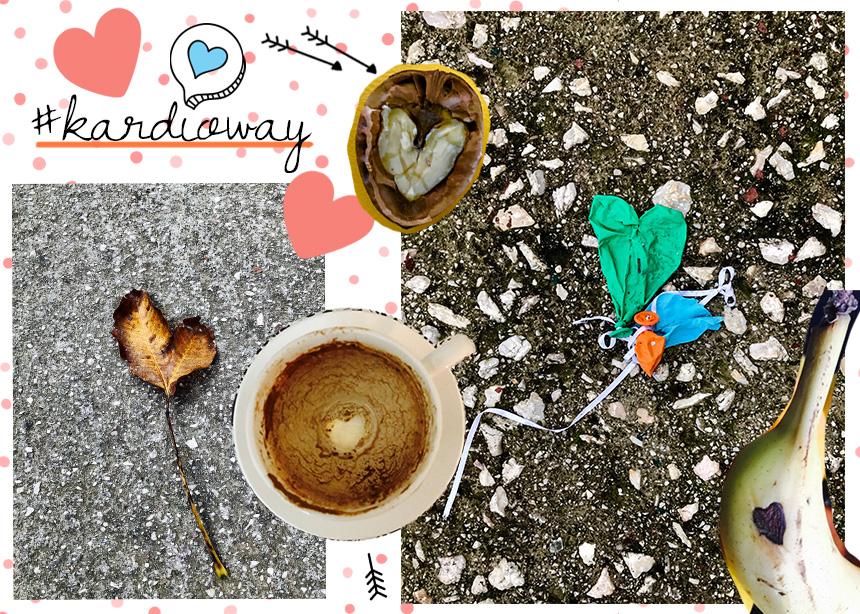 #KARDIOWAY: Αν περάσεις από το Μετρό Συντάγματος… θα δεις τα σινιάλα αγάπης!