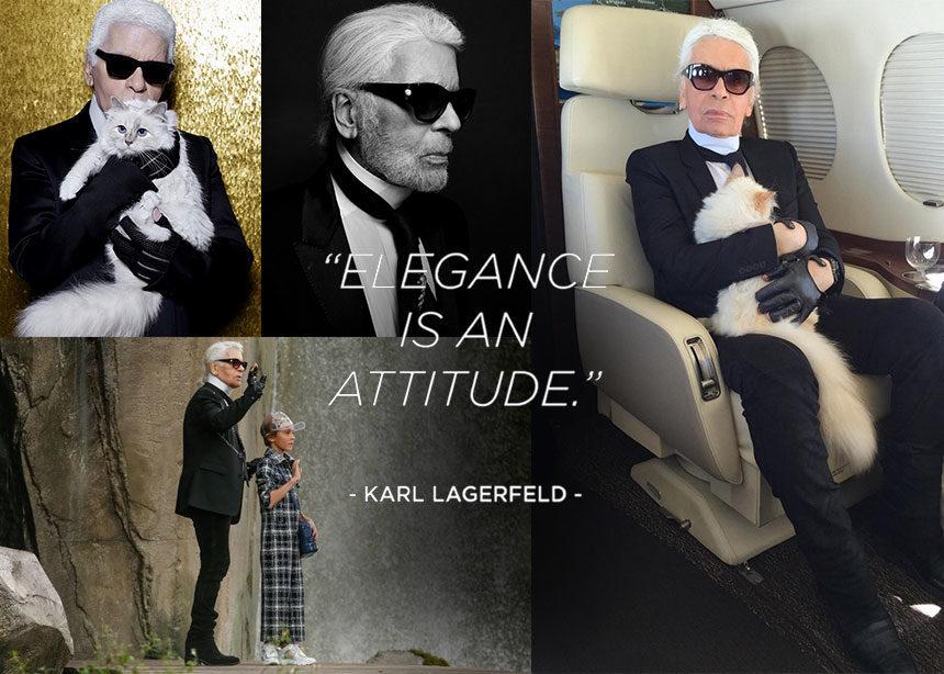 Karl Lagerfeld: Τα quotes που έγραψαν ιστορία και οι σημαντικές δηλώσεις για τη ζωή του | tlife.gr