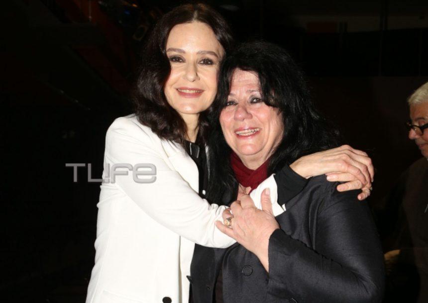 Κάτια Δανδουλάκη: Απόλαυσε την Άννα Βαγενά και την Γιασεμί Κηλαηδόνη στο Θέατρο! [pics]   tlife.gr