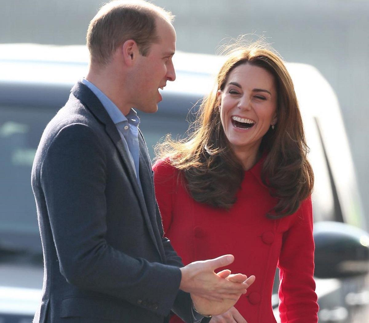 Ο πρίγκιπας William και η Kate Middleton επιδεικνύουν το νέο τους ταλέντο! [pics]