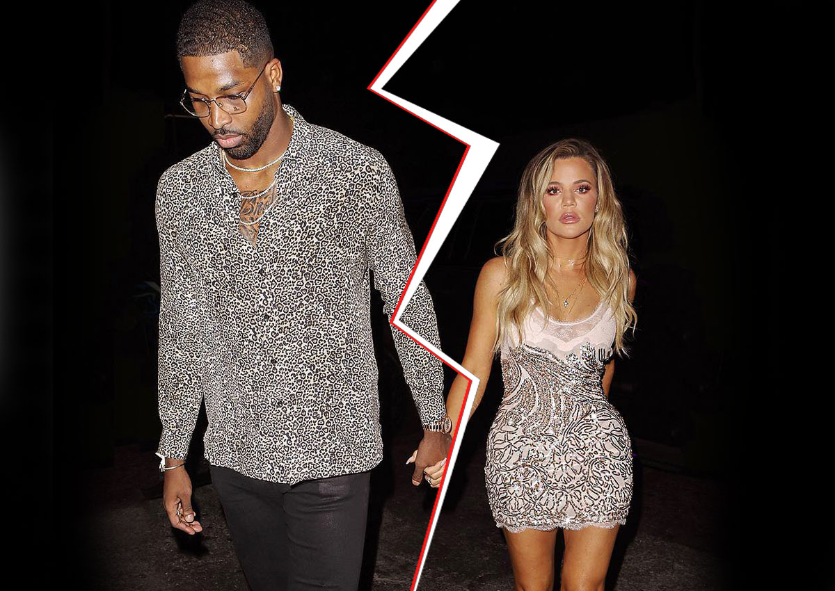 Khloe Kardashian: Επεισοδιακός χωρισμός με τον Τristan! Δεν φαντάζεσαι με ποια την απάτησε! | tlife.gr