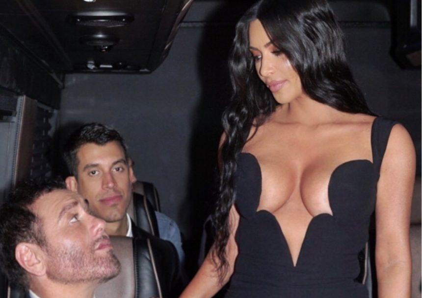 Kim Kardashian: Η σέξι εμφάνιση της στο amfAR Gala στην Νέα Υόρκη! [pics]   tlife.gr