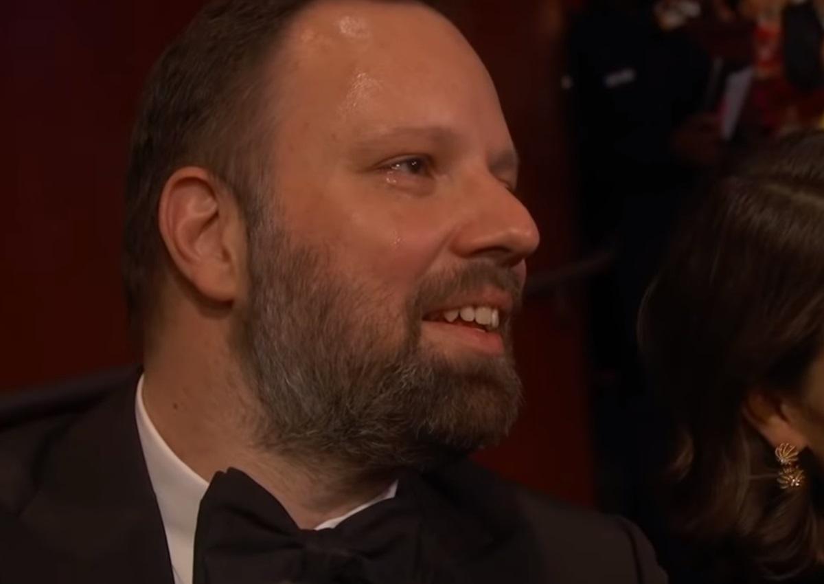 Όσκαρ 2019: Τα δάκρυα του Γιώργου Λάνθιμου κατά τη διάρκεια της λαμπερής βραδιάς! (video)