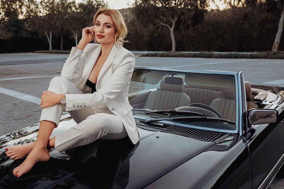 Κωνσταντίνα Σπυροπούλου: Μετά το «My style Rocks» αφιέρωσε τη μέρα για την… ανανέωσή της! Δες φωτογραφίες | tlife.gr