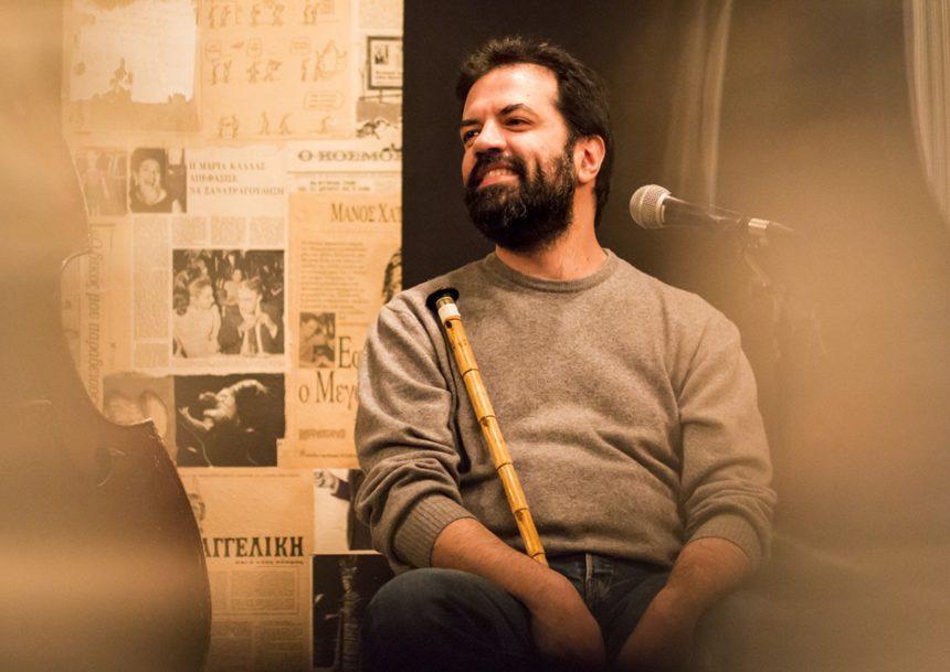 Ο Χάρης Λαμπράκης στο Υπόγειο του Black Duck! | tlife.gr
