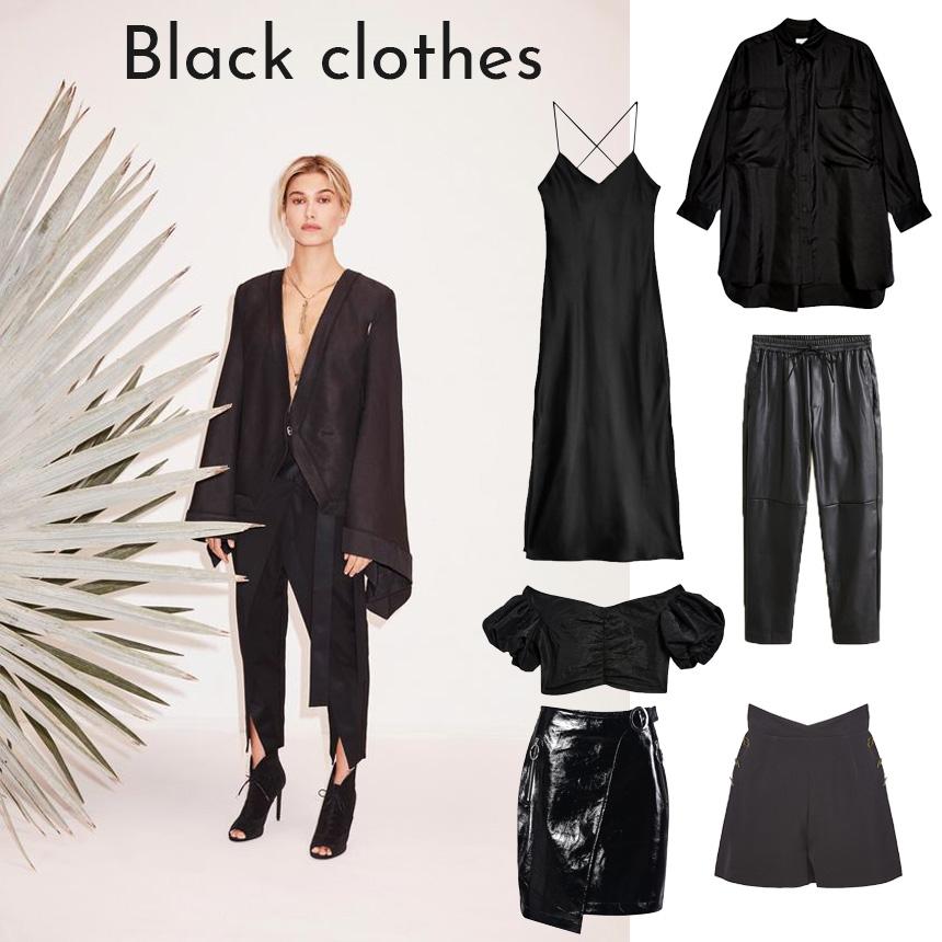 f468bed0ad02 Τα μαύρα ρούχα αποτελούν τα βασικά κομμάτια ενός χειμερινού στιλ