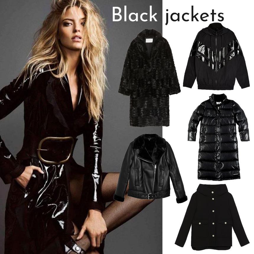 c06d6d27a63f Μια ντουλάπα χωρίς ένα μαύρο τζάκετ είναι μισή. Το μαύρο τζάκετ ολοκληρώνει  κάθε look αρκεί να ταιριάζει με το ύφος του outfit. Σε αυτήν την κατηγορία  θα ...