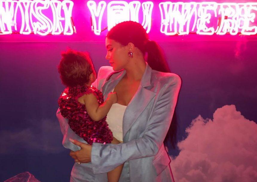 Kylie Jenner: Το απίστευτο party που διοργάνωσε για τα πρώτα γενέθλια της κόρης της, Stormi! [pics,vid] | tlife.gr