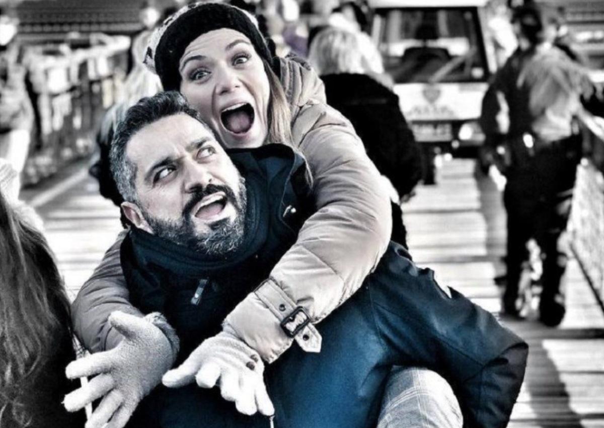 Ο ξέφρενος χορός της Βάσως Λασκαράκη μέσα στο αυτοκίνητο του Λευτέρη Σουλτάτου! (video) | tlife.gr