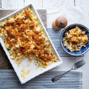Mac & Cheese φούρνου