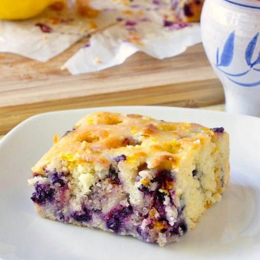 Γλυκιά πίτα με blueberries | tlife.gr