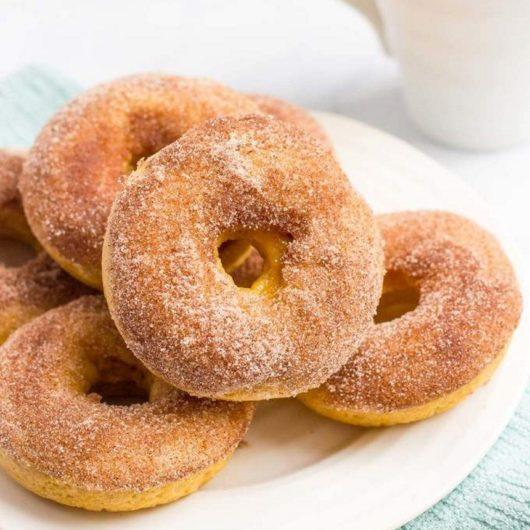 Ψητά donuts με κανέλα | tlife.gr