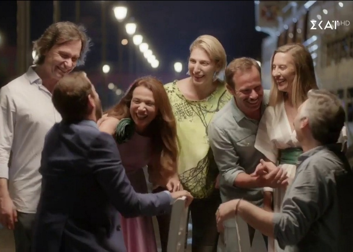 Βίκυ Βολιώτη: Η πρόβα μαζί με τους ηθοποιούς της σειράς «Λόγω Τιμής»   tlife.gr