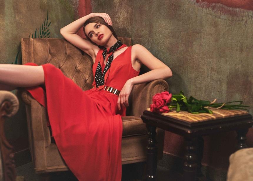 Αγίου Βαλεντίνου: Ρούχα για να φορέσεις τη γιορτή των ερωτευμένων