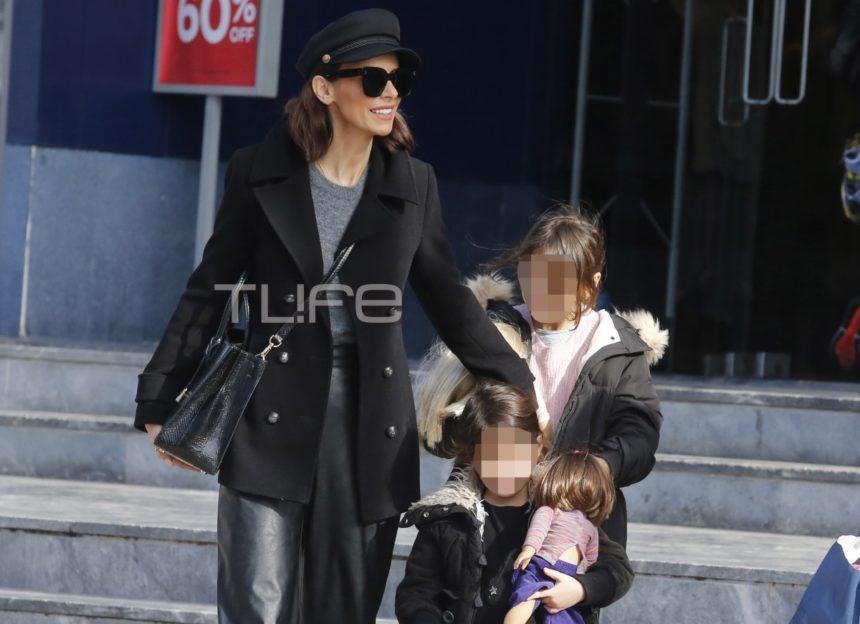 Μπέττυ Μαγγίρα: Δεν χορταίνει τις κόρες της! Οι ατέλειωτες βόλτες τους μετά το My Style Rocks! [pics]   tlife.gr