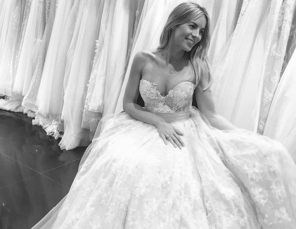 Μαρία Λουίζα Βούρου: Σαββατοκύριακο στην Άνδρο για τις γαμήλιες προετοιμασίες! [pics]