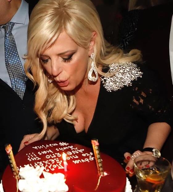 Μαρίνα Πατούλη: Το λαμπερό πάρτι για τα γενέθλιά της! [pics]