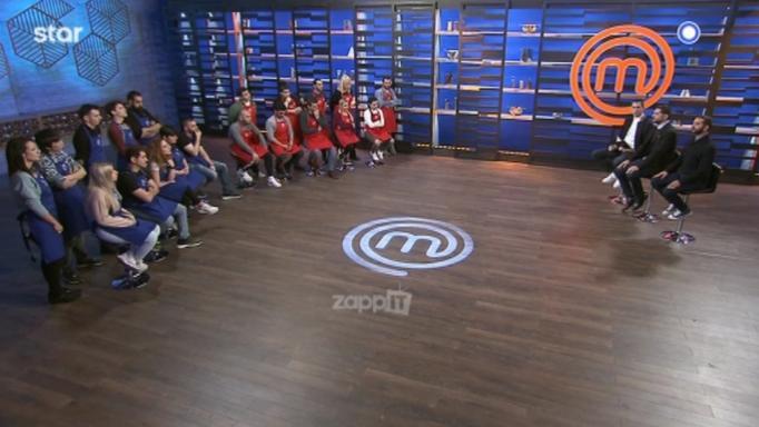 MasterChef: Ποια ομάδα κέρδισε στην πρώτη ομαδική δοκιμασία; | tlife.gr