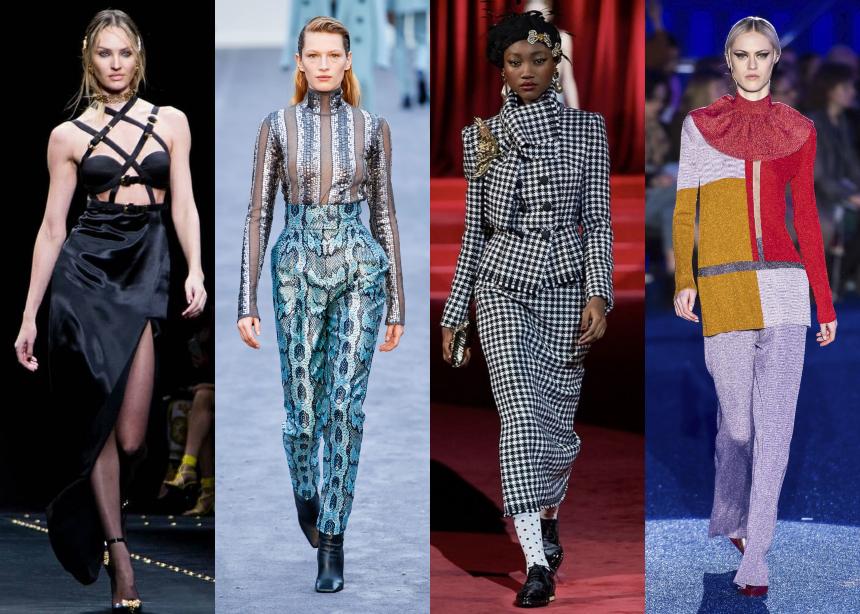 Εβδομάδα Μόδας στο Μιλάνο: Τα καλύτερα looks που είδαμε στα catwalks πέντε μεγάλων οίκων