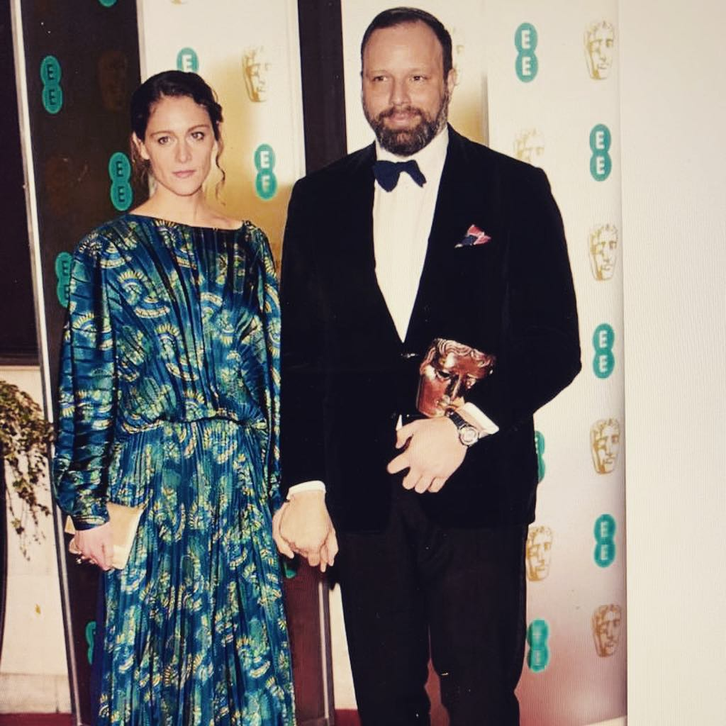 Ariane Labed: Η πανέμορφη σύζυγος του Γιώργου Λάνθιμου φόρεσε στα BAFTA, ελληνική δημιουργία! | tlife.gr