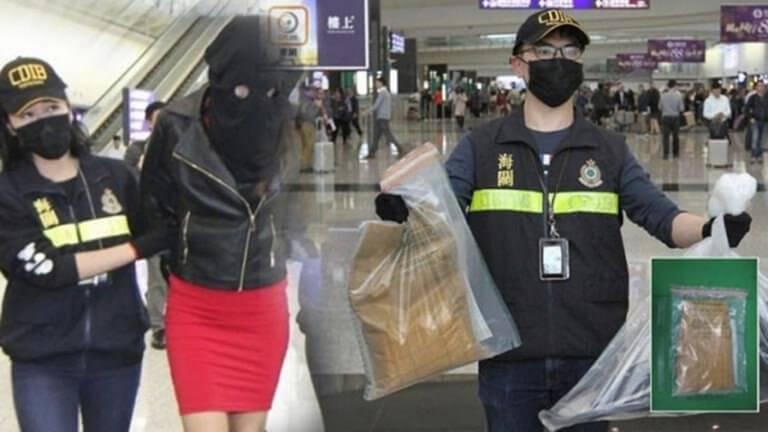 Το μοντέλο που κατηγορείται για ναρκωτικά στο Χονγκ Κόνγκ λύνει τη σιωπή του   tlife.gr