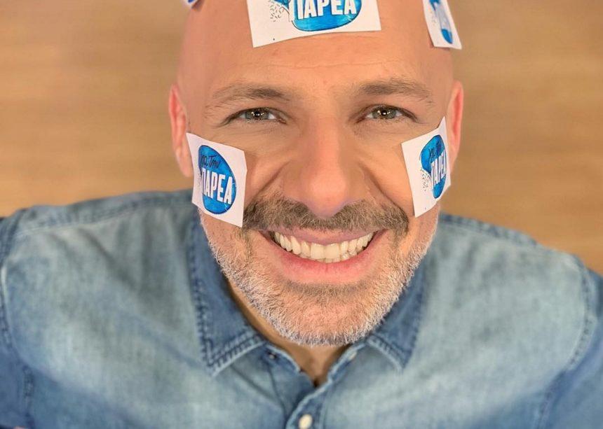 Νίκος Μουτσινάς: Το νέο μήνυμα μετά την περιπέτεια της υγείας του [pic] | tlife.gr
