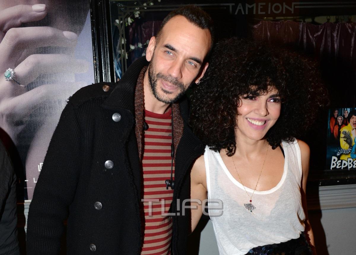 Πάνος Μουζουράκης – Μαρία Σολωμού: Ξανά χώρια το ερωτευμένο ζευγάρι! Ο καλλιτέχνης γύρισε στην Αμερική