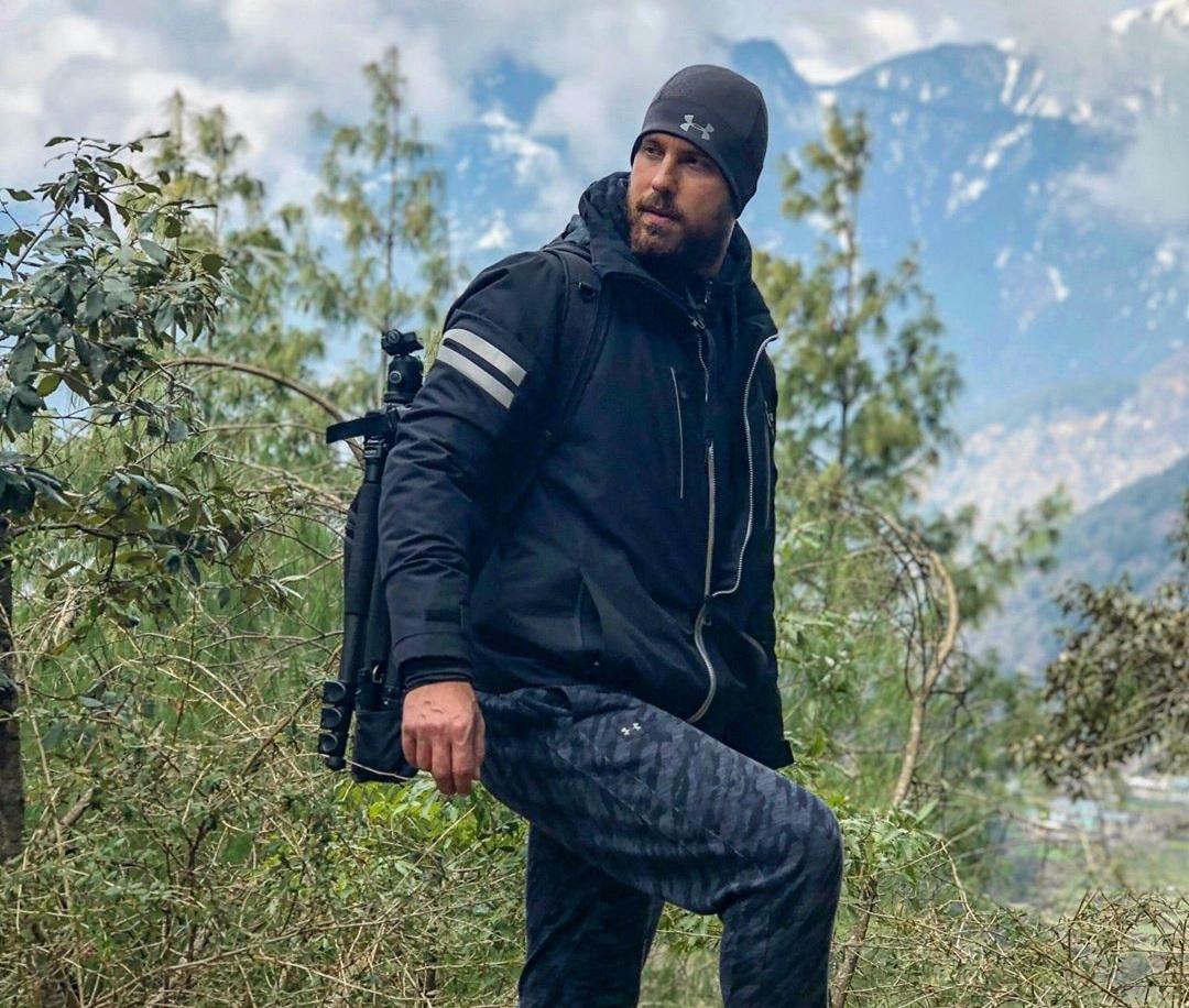 Νάσος Παπαργυρόπουλος: Η ξεχωριστή συνάντηση στο ταξίδι του στην Ινδία