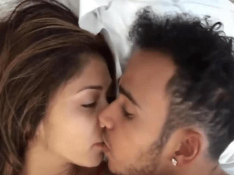 «Καυτό» βίντεο της Nicole Scherzinger με τον Lewis Hamilton στο κρεβάτι «ρίχνει» το ίντερνετ! | tlife.gr