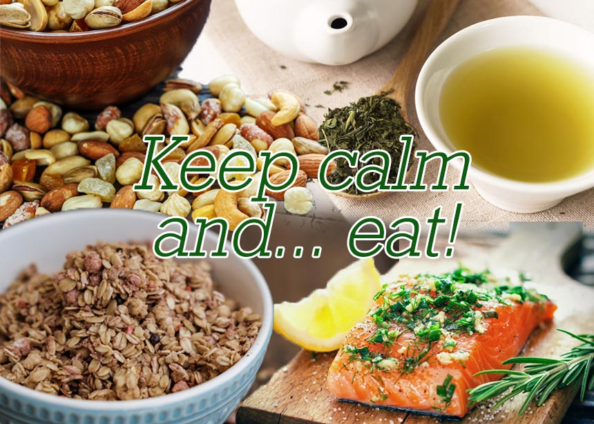 Τροφές anti-stress: Τα 8 magic foods που θα σε βοηθήσουν να μειώσεις το άγχος της καθημερινότητας