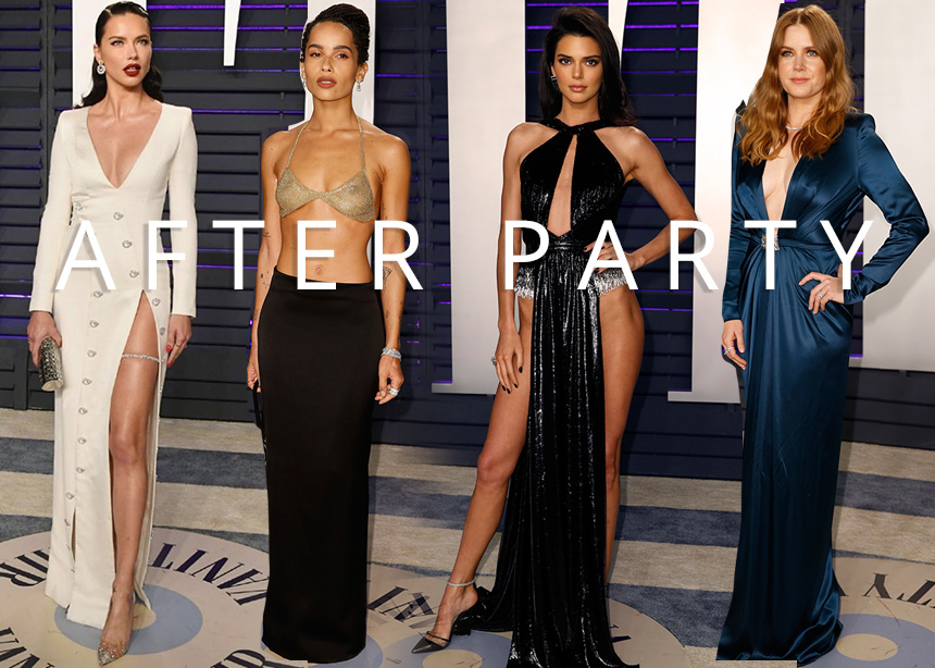 Vanity Fair Oscar Party: Τα glam looks που φόρεσαν οι σταρ μετά την απονομή των βραβείων | tlife.gr