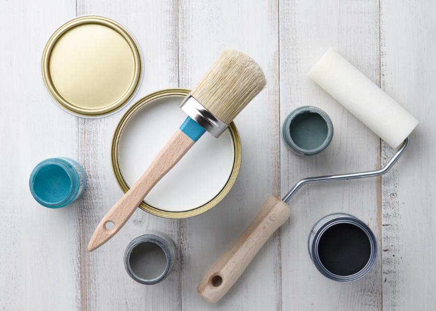 Paint It Yourself: Πέντε πράγματα που δεν πρέπει να κάνεις ποτέ με τα χρώματα εσωτερικού χώρου | tlife.gr