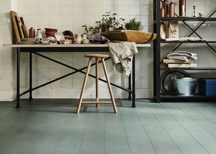 Αυτά τα βαμμένα δάπεδα θα σε κάνουν να ερωτευτείς το χρώμα στο ξύλινο πάτωμα! | tlife.gr