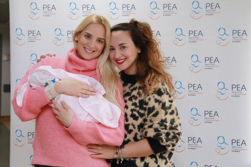 Κλέλια Πανταζή: Είναι μια ευτυχισμένη θεία! Η τρυφερή φωτογραφία με την κόρη της Άννης   tlife.gr