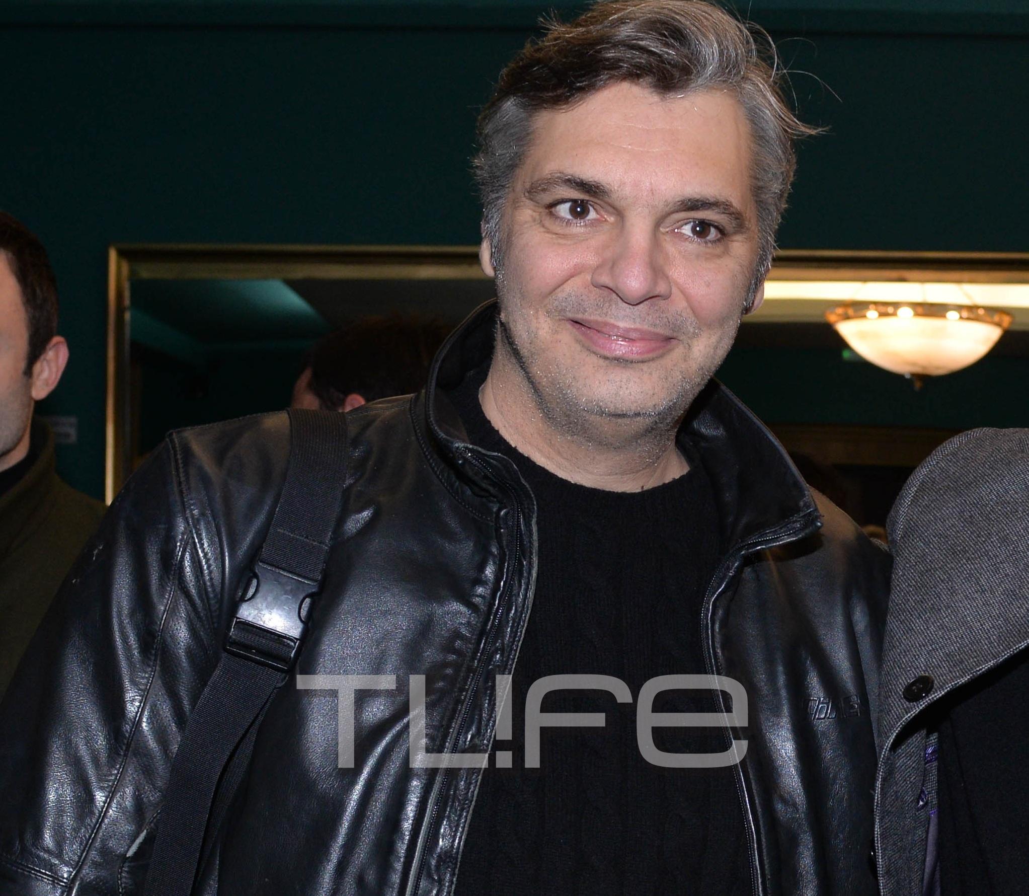 Άλκης Κούρκουλος: Με ποια πρώην σύντροφό του επίσης ηθοποιό, πόζαρε στο φωτογραφικό φακό; [pics]