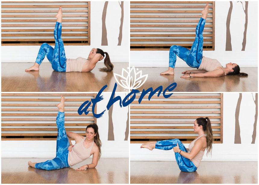 Γυμναστική στο σπίτι: 5 εύκολες ασκήσεις pilates για να χάσεις λίπος από κάθε σημείο του σώματος | tlife.gr