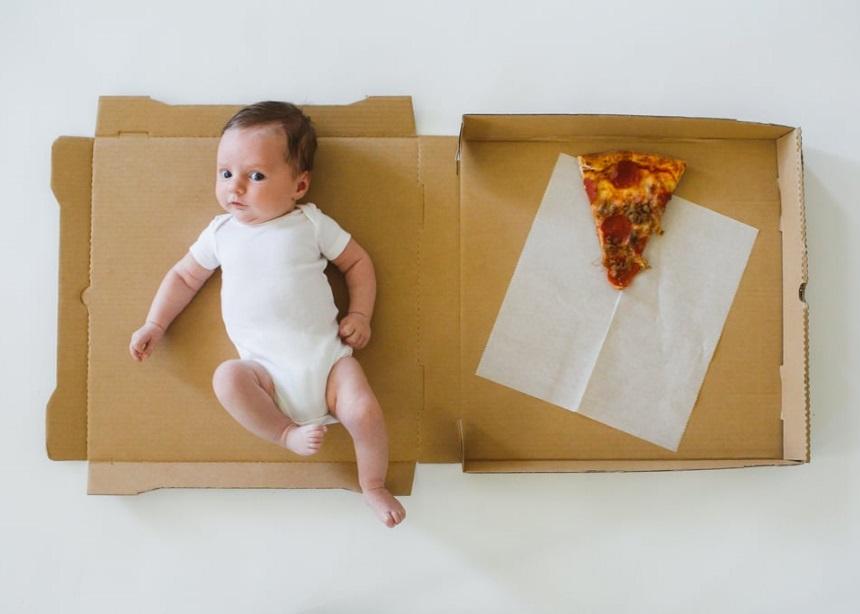 Αυτή η μητέρα έφτιαξε το πιο cute φωτογραφικό άλμπουμ για το πρώτο έτος του μωρού της | tlife.gr