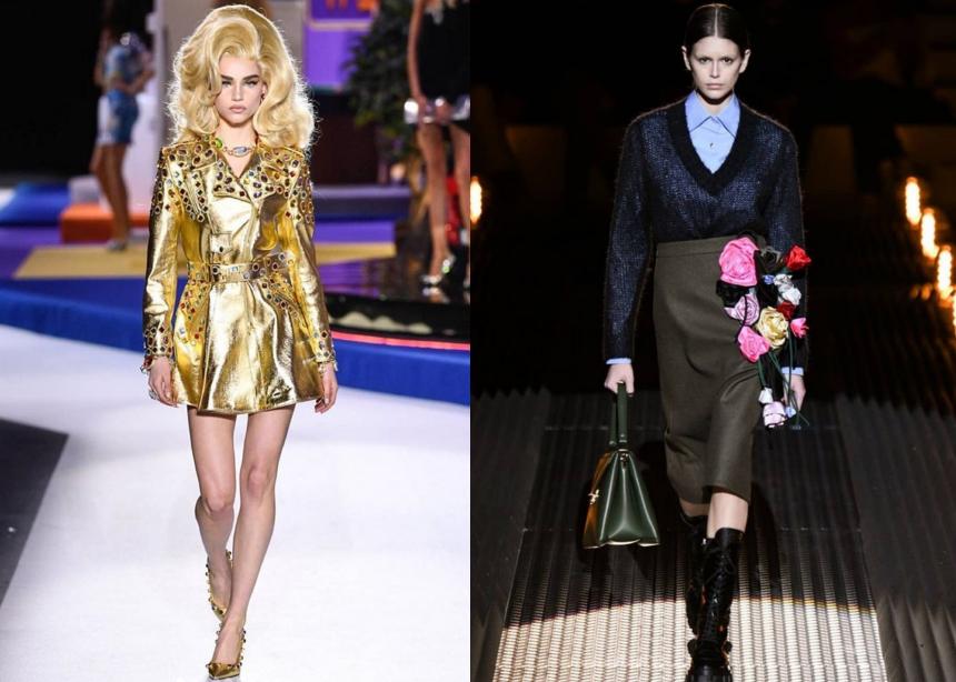 Η Εβδομάδα Μόδας στο Μιλάνο: Οι εντυπωσιακές συλλογές των Moschino και Prada που αξίζει να δεις   tlife.gr