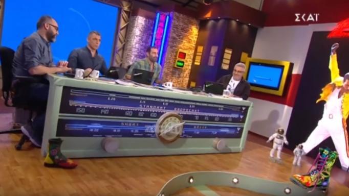 Επέστρεψαν οι Ράδιο Αρβύλα! Αντώνης Κανάκης: «Eυχόμαστε να…» | tlife.gr