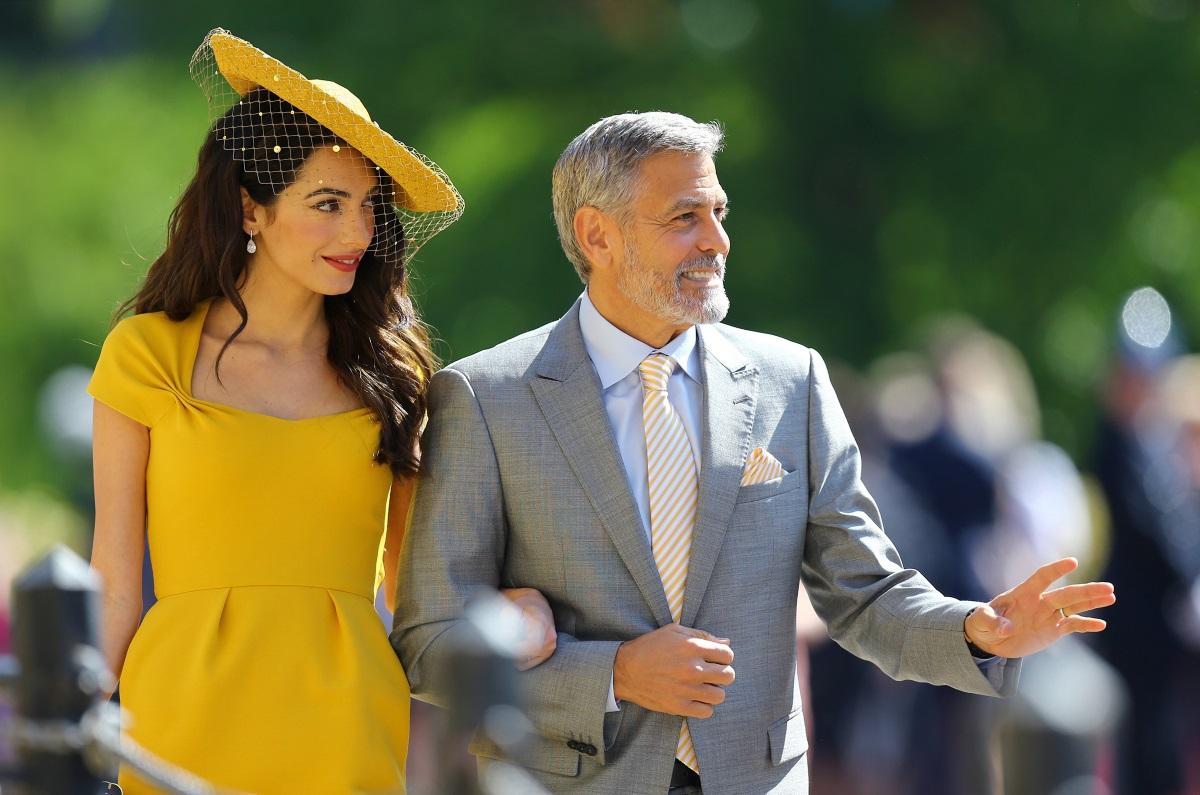 George Clooney: Συγκρίνει Meghan Markle – πριγκίπισσα Diana όσον αφορά την αντιμετώπισή τους από τα μέσα ενημέρωσης!