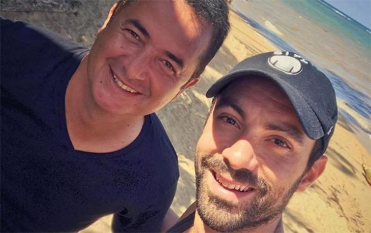 Survivor 3: Ο Σάκης Τανιμανίδης, και ο Ατσούν Ιλιτζαλί  στον Άγιο Δομίνικο έτοιμοι για όλα! [pics]