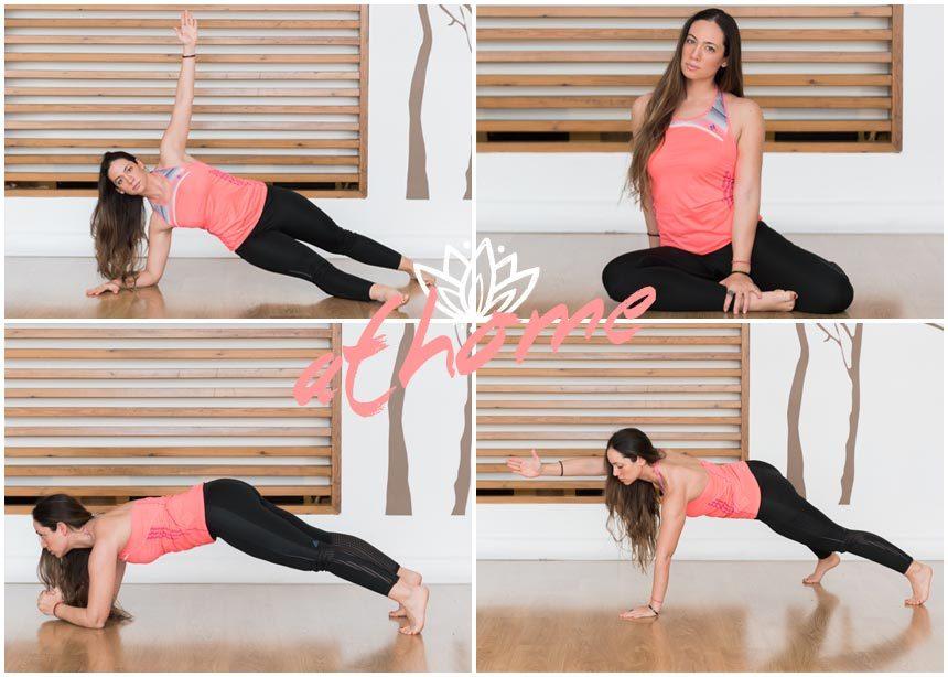 Άσκηση σανίδα: Η γυμναστική που χρειάζεσαι για γράμμωση στους κοιλιακούς σε χρόνο dt | tlife.gr
