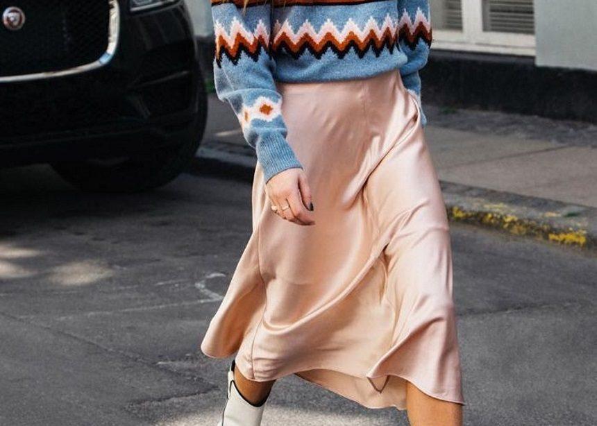 Satin φούστα: Ένα trend που αγοράζεις τώρα και το φοράς και το καλοκαίρι   tlife.gr