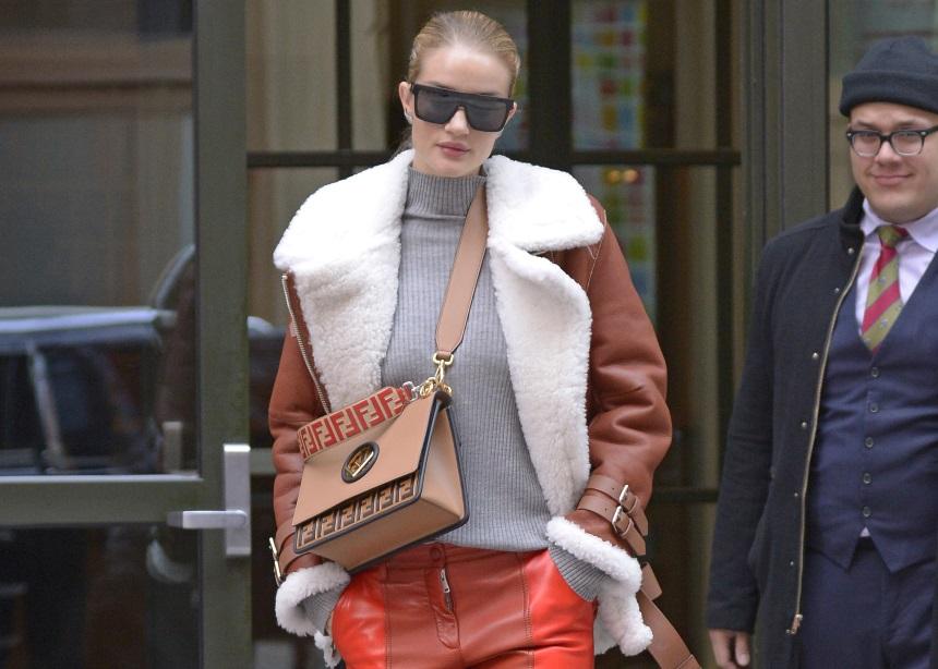 Ποιο είναι το αγαπημένο jacket των μοντέλων… όταν δεν περπατάνε στο caltwalk;