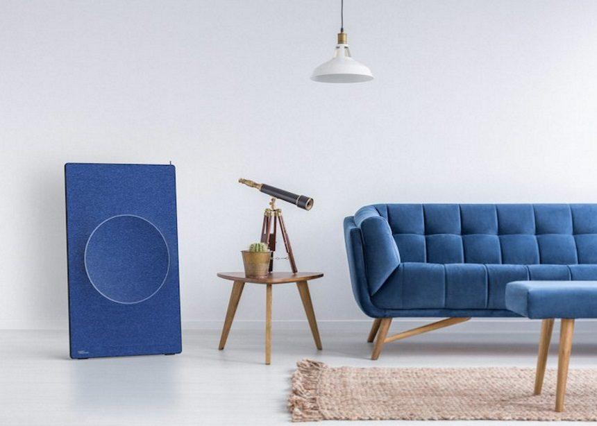 "Sheet Speaker: Το ""έξυπνο"" ηχείο του μέλλοντος έχει τον πιο στιλάτο σκανδιναβικό σχεδιασμό | tlife.gr"