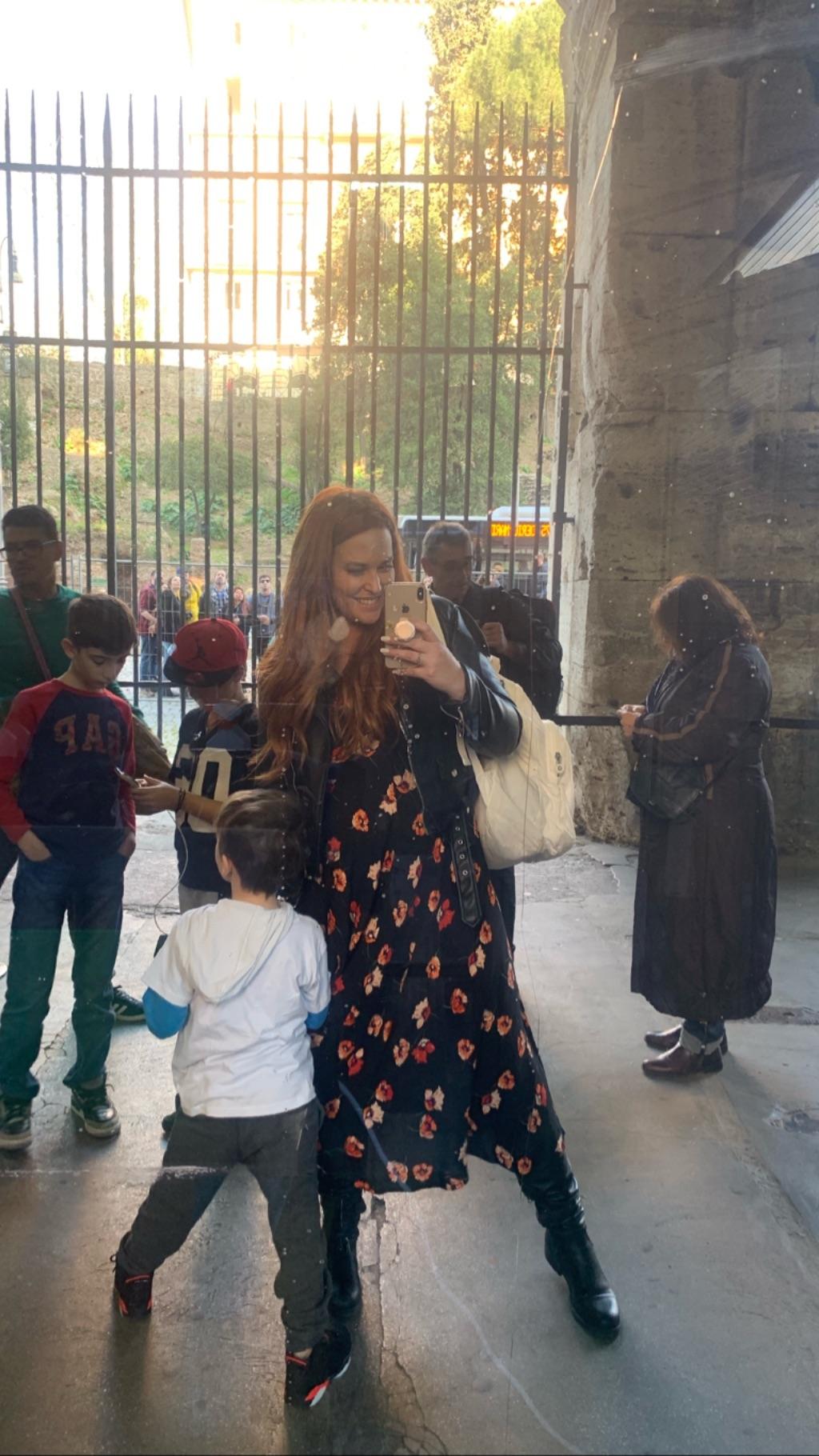 Σίσσυ Χρηστίδου | Δες πού ταξίδεψε με τα παιδιά όσο ο Θοδωρής Μαραντίνης λείπει στο Λονδίνο - εικόνα 3