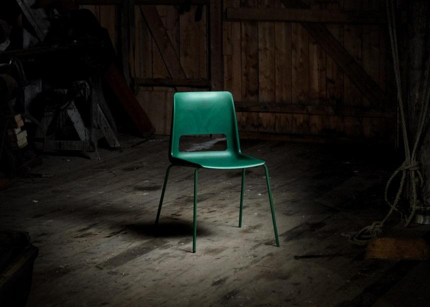 S-1500: Η νέα καρέκλα της Snøhetta είναι… ανακυκλωμένη και βασισμένη σε ένα iconic σχέδιο! | tlife.gr