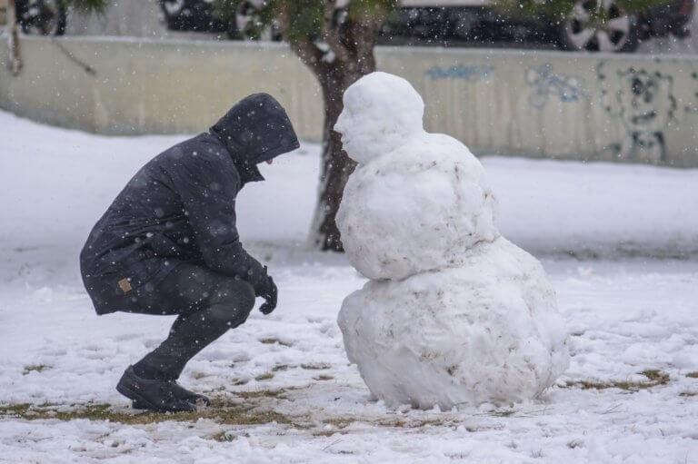 Καιρός: «Παγώσαμε»! -10.8 βαθμοί Κελσίου, θυελλώδεις άνεμοι και χιόνια! | tlife.gr