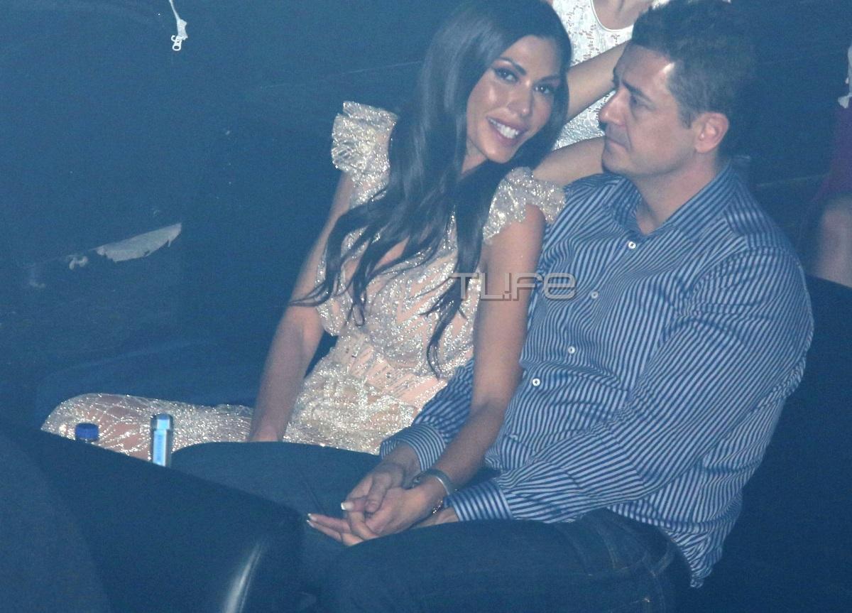 Αντώνης Σρόιτερ – Ιωάννα Μπούκη: Πιο ερωτευμένοι από ποτέ σε βραδινή τους έξοδο! [pics]   tlife.gr
