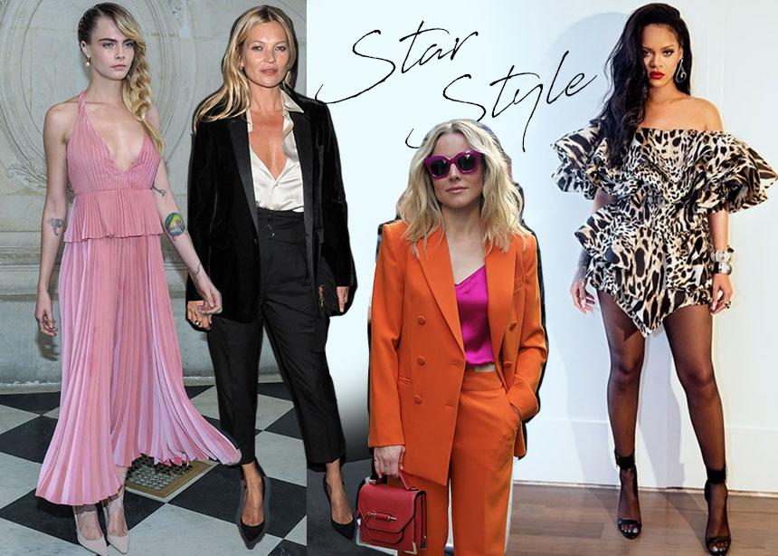 Δες τις εντυπωσιακές εμφανίσεις των σταρ αυτή την εβδομάδα και ψήφισε το πιο stylish look